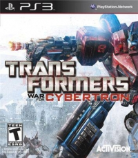 TRANSFORMERS: WAR OF CYBERTRON (PS3)