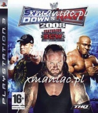 WWE SMACKDOWN! VS.RAW 2008 (PS3)