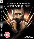 X - MEN ORIGINS: WOLVERINE (PS3)