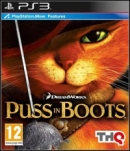 Kot w butach [Puss in Boots] (PS3)