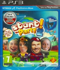 Start the Party! 2 PL (PS3)