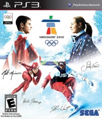 VANCOUVER 2010 (PS3)