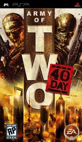 ARMY OF TWO THE 40 DAY (PSP)