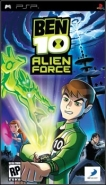 Ben 10: Alien Force The Game (PSP)