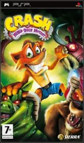 Crash Bandicoot: Mind over (PSP)