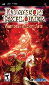 DUNGEON EXPLORER: WARRIOR OF THE ANCIENT ARTS (PSP)