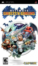 GHOSTS'N GOBLINS ULTIMATE (PSP)