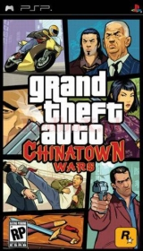 GRAND THEFT AUTO: CHINATOWN WARS GTA (PSP)