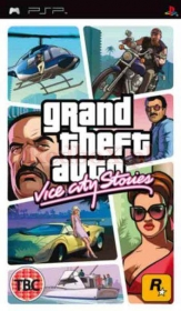 GRAND THEFT AUTO: VICE CITY STORIES GTA (PSP)