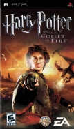 HARRY POTTER I CZARA OGNIA - AND THE GOBLET OF FIRE (PSP)