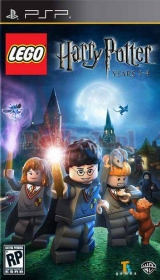 LEGO HARRY POTTER: YEARS 1 - 4 (PSP)