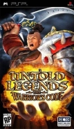UNTOLD LEGENDS: THE WARRIOR'S CODE (PSP)