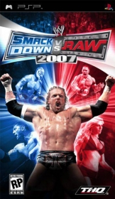 WWE SMACKDOWN! VS.RAW 2007 (PSP)