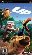 UP! - odlot Disney Pixar (PSP)