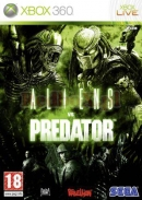ALIENS VS. PREDATOR (X360)