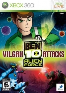 BEN 10: ALIEN FORCE - VILGAX ATTACKS (X360)