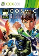 BEN 10 ULTIMATE ALIEN: COSMIC DESTRUCTION (X360)