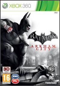 Batman: Arkham City PL (X360)