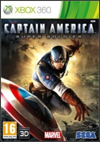 Captain America: Super Soldier (X360)