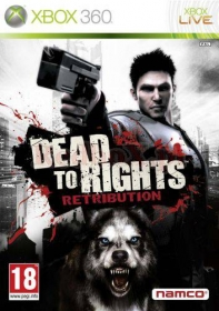 DEAD TO RIGHTS: RETRIBUTION (X360)