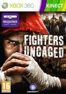 FIGHTERS UNCAGED (kinect) (X360)