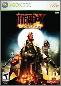 Hellboy: The Science of Evil (X360)