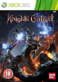 KNIGHTS CONTRACT (X360)