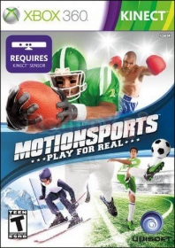 MOTION SPORTS: PLAY FOR REAL (X360)
