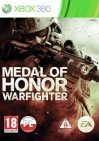 Medal of Honor: Warfighter PL (X360)