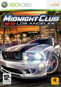 Midnight Club: Los Angeles (X360)