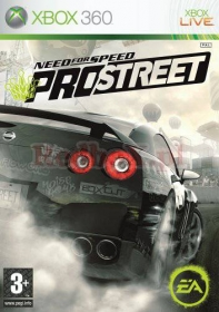 NEED FOR SPEED PROSTREET (X360)