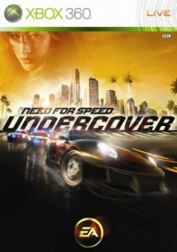 NEED FOR SPEED: UNDERCOVER (X360)