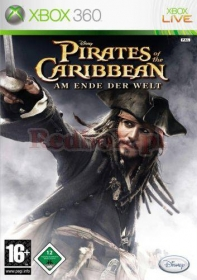 PIRATES OF THE CARIBBEAN: AT WORLD'S END (X360)