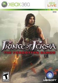 PRINCE OF PERSIA: THE FORGOTTEN SANDS (X360)