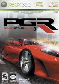 PROJECT GOTHAM RACING 3 (X360)