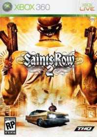 SAINTS ROW 2 (X360)