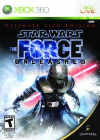 STAR WARS: THE FORCE UNLEASHED 2 (X360)