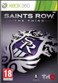 Saints Row 3: The Third PL (X360)