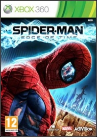 Spider-Man: Edge of Time (X360)