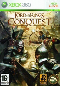 THE LORD OF THE RINGS: CONQUEST (X360)