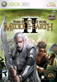 THE LORD OF THE RINGS: THE BATTLE FOR MIDDLE-EARTH II (X360)