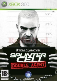 TOM CLANCY'S SPLINTER CELL: DOUBLE AGENT (X360)