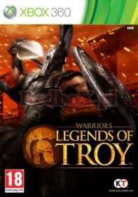 WARRIORS: LEGENDS OF TROY (X360)
