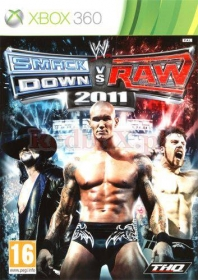WWE SMACKDOWN VS. RAW 2011 (X360)