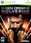 X - MEN ORIGINS: WOLVERINE (X360)