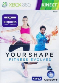 YOUR SHAPE: FITNESS EVOLVED (X360)