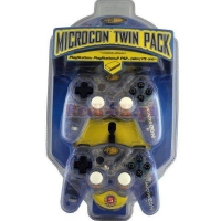 PAD MICRON TWIN PACK (PS2)